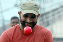 Shami Guides Mohun Bagan to 296-run Win in 1st Pink Ball Match