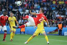 Euro 2016: Switzerland Draw 1-1 With Romania