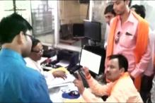 Watch: Shiv Sena Leader Slaps, Abuses Bank Officer in Maharashtra