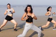3 Girls Danced to Sia's 'Cheap Thrills' On Juhu Beach and It's Amazing