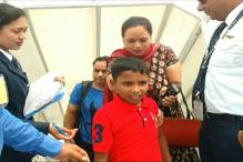 After 6 years, Kidnapped Indian Boy Sonu Brought Back from Bangladesh
