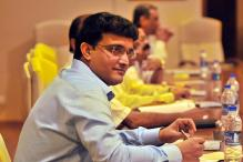 Ganguly Working Overtime to Make Pink Ball Experiment a Hit