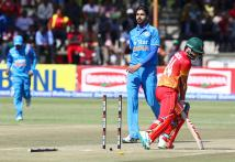 As it happened: Zimbabwe vs India, 3rd T20I