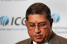 BCCI May Back N Srinivasan for ICC Post in Annual General Meeting