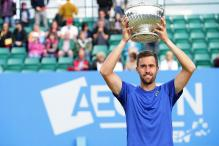 American Steve Johnson Wins in Nottingham for First ATP Title