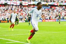 Sturridge's Late Strike Helps England Beat Wales 2-1 to Top Group B