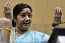 Sushma Swaraj Takes A Dig At Media, Wins Internet With Her Hilarious Tweet