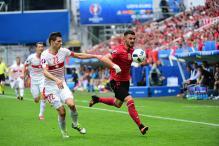 Fabian Schaer Gives Switzerland 1-0 Win Over 10-man Albania