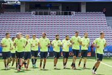 Zlatan Ibrahimovic Under Pressure as Scoreless Sweden Needs a Win