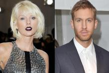 Is Calvin Harris Writing a Break-up Song About Taylor Swift?