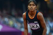 Tintu Luka Runs Season's Best in Prague, Finishes Second