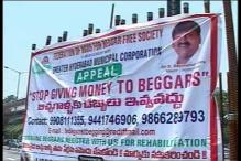 Hyderabad Launches Drive to Make City Beggar-Free