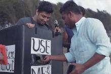 These Guys Found an Innovative Way to Clean Up a Beach in Vasai