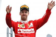 Sebastian Vettel Clear He's Staying at Ferrari