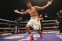 Vijender is an Amateur, Not in My League, Says Opponent Kerry Hope