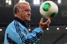 Vicente del Bosque Still Upbeat About Spain's Euro 2016 Chances