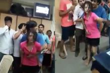Video of a Mumbai Woman Slapping a Cop at a Police Station Goes Viral