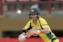 Fractured Finger Puts David Warner Out of Tri-Series