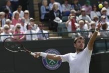 Wawrinka Beats Fritz, Sets up Del Potro Clash at Wimbledon