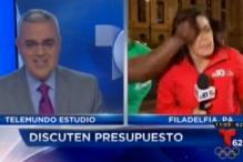 Telemundo Reporter Attacked on Live TV Broadcast in Philadelphia