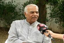 Jammu and Kashmir Shouldn't be Treated as Ego Problem, Says Yashwant Sinha