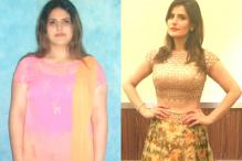 Weight Loss Wasn't Due To Any Pressure: Zareen Khan
