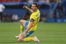 I'm Joining Manchester United, Says Zlatan Ibrahimovic