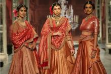 ICW, Day 2: Tarun Tahiliani's Ensembles Pay Homage to Indian Courtesans