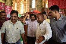 Kejriwal Targets CM Anandiben Patel, Sounds Poll Bugle in Guj