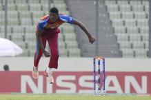 West Indies Include Alzarri Joseph for Second Test Against India