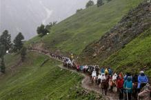 1,282 More Pilgrims Commence Amarnath Yatra from Jammu