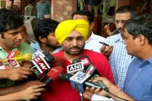 Summon Modi for 'Inviting ISI' to Pathankot Airbase: Bhagwant Mann