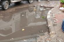 Citizen Journalist: Waterlogging a Common Sight in East Delhi During Rains