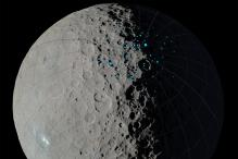 NASA Finds Possible Ice Regions on Dwarf Planet Ceres