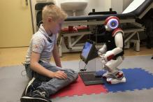 Charlie: A Robot That Helps Children With Diabetes