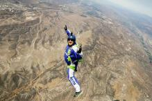 Daredevil Completes First of Its Kind Jump Without a Parachute