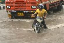 Manic Monday For Delhiites Due to Heavy Rains