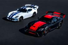 Dodge Offers Fans a Further Limited Edition Viper to Try to Keep up With Demand