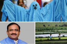 MP Govt Blames 'Ghosts' For Farmer Suicides
