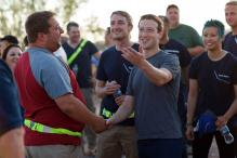 Facebook CEO Gets Offline; Resolves to Meet People Across US in 2017