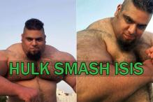 This Guy Known As the 'Iranian Hulk' is Going to Syria to Smash ISIS