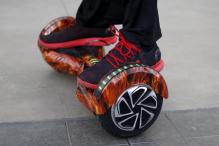 500,000 Hoverboards Recalled Over Battery Fires