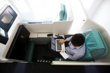 In-Flight WiFi Becomes Next Battleground for Airlines