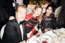Isha Ambani Attends 'The Art of Giving' Love Ball Charity Event