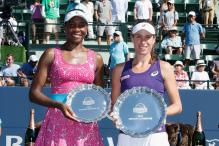 Johanna Konta Topples Venus Williams for First WTA Title