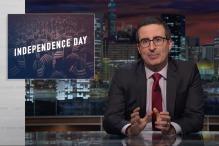 John Oliver Lists down All That the US Missed out on When They Said Bye to Britain