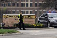 Officer Dies After Shot in Police Car in Kansas
