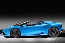 Lamborghini Hits Record Sales, Says Mostly Because of Huracan