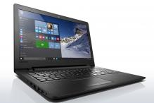 Lenovo Launches Entry-Level Laptop for First Time Buyers at Rs 20,490