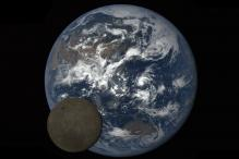 See: How Moon Photobombed Earth for Second Time in a Year